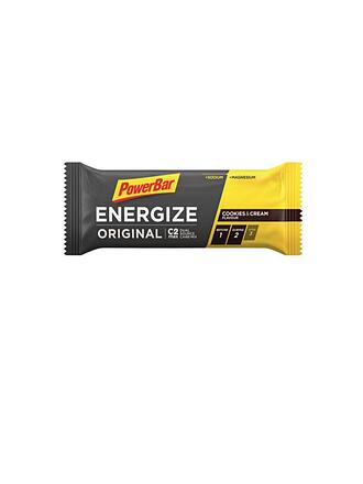 POWER BAR | Energize Riegel Cookies 55g | braun