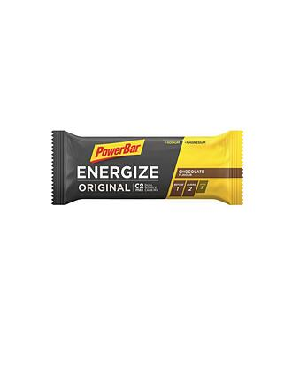 POWER BAR | Energize Riegel Schoko 55g | braun