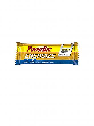 POWER BAR | Energize Riegel Vanille 55g | blau