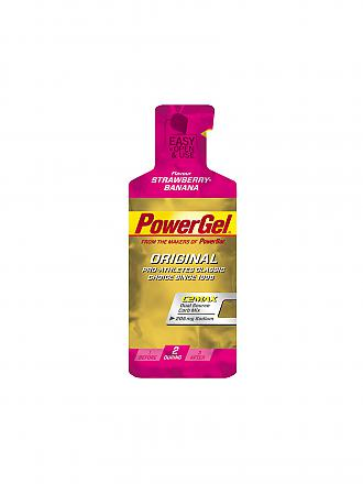 POWER BAR | Power Gel Erdbeer/Banane | rosa