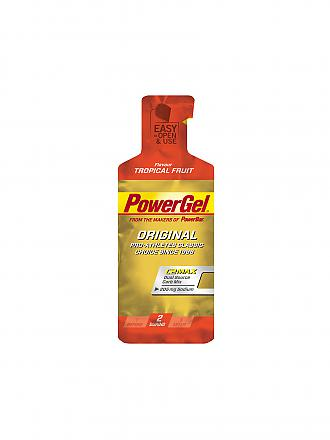 POWER BAR | Power Gel Tropical Fruit | orange