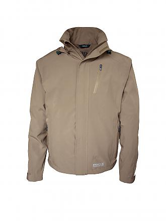PRO-X ELEMENTS | Herren Regenjacke Jeremy TPX Stretch | beige