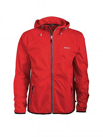 PRO-X ELEMENTS | Kinder Regenjacke Cleek | rot