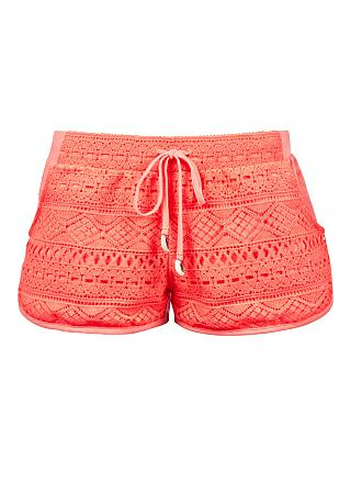 PROTEST | Damen Beachshort | rosa