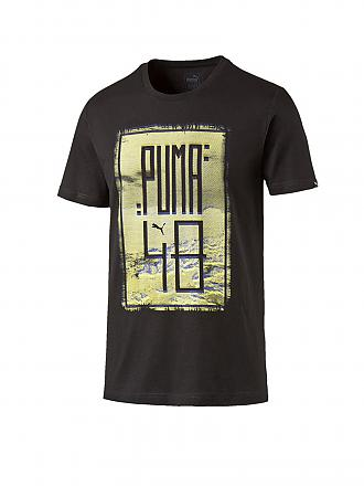 PUMA | Herren Trainingsshirt Photo | grau