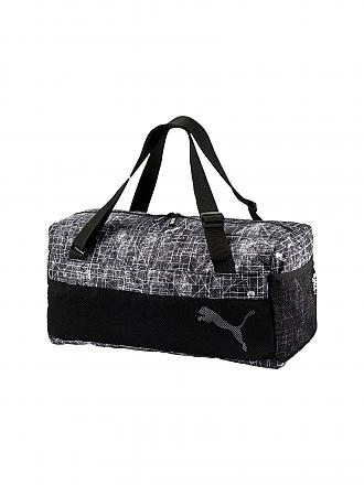 PUMA | Trainingstasche Fundamentals Sports Bag II | schwarz
