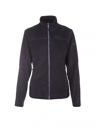 SALEWA | Damen Fleecejacke Buffalo | schwarz