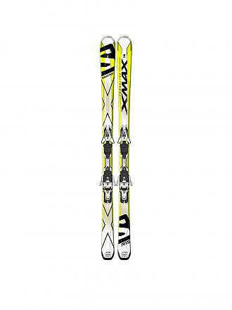 SALOMON | Allmountain Ski-Set X-Max | gelb