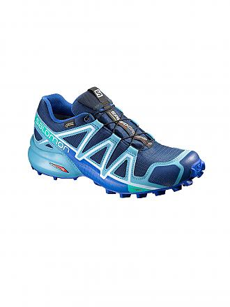 SALOMON | Damen Traillaufschuh Speedcross 4 GTX | blau