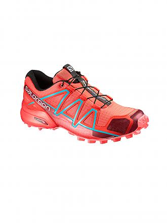 SALOMON | Damen Traillaufschuh Speedcross 4 | rot