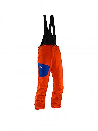 SALOMON | Herren Skihose Chill Out | orange