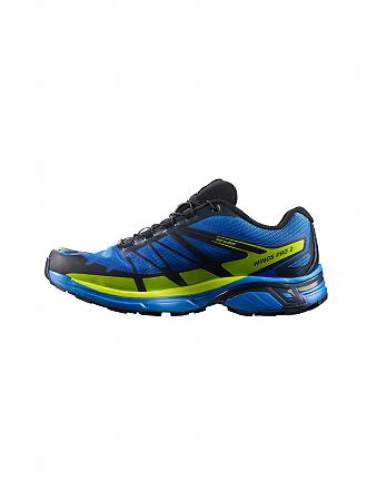 SALOMON | Herren Traillaufschuh Wings Pro 2 GTX | blau