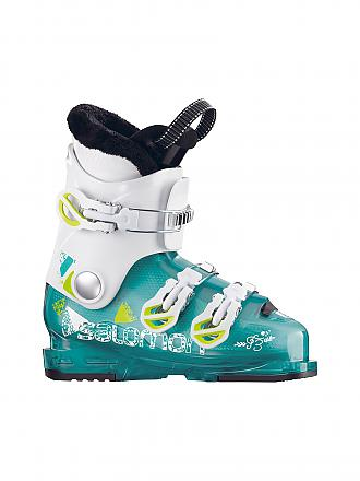 SALOMON | Kinder Skischuh T2 Girlie RT | türkis