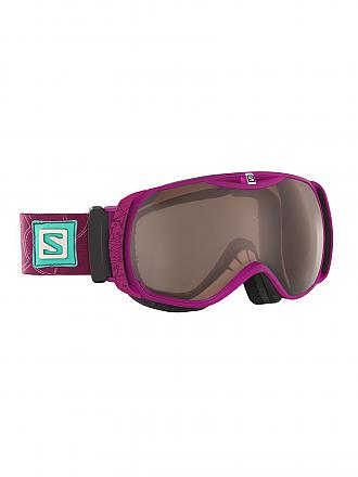 SALOMON | Skibrille X-Tend Small Fit | lila