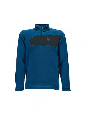 SPYDER | Kinder Unterzieher Fleece Speed Boy | grau