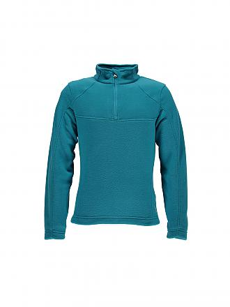 SPYDER | Kinder Unterzieher Fleece Speed Girl | blau