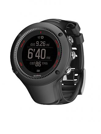 SUUNTO | Multisportuhr Ambit 3 Run HR | schwarz