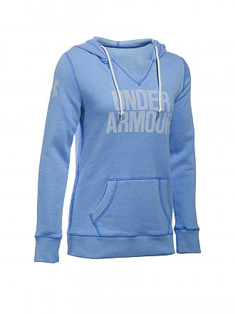 UNDER ARMOUR | Damen Hoody Favorite | olive
