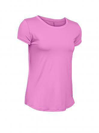 UNDER ARMOUR | Damen Laufshirt Fly by | lila