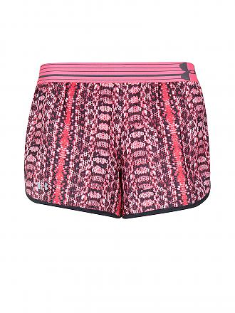 UNDER ARMOUR | Damen Laufshort Perfect Pace Printed | rosa
