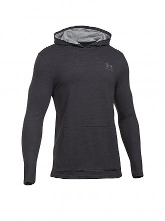UNDER ARMOUR | Herren Hoody Triblend Jersey | grau