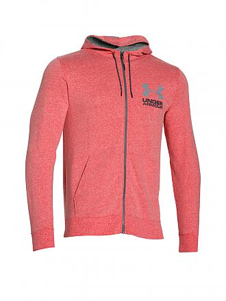 UNDER ARMOUR | Herren Kapuzenjacke | rot