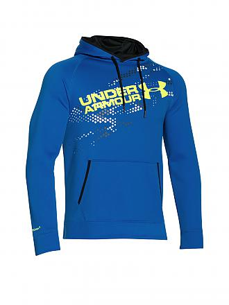 UNDER ARMOUR | Herren Kapuzensweater Storm | blau