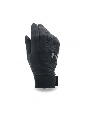UNDER ARMOUR | Herren Lauf-Handschuh UA No Breaks ColdGear® Infrared | schwarz