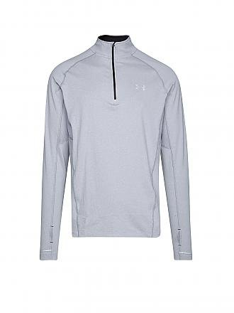 UNDER ARMOUR | Herren Laufshirt Launch | grau