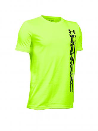 UNDER ARMOUR | Kinder T-Shirt Sideline | gelb