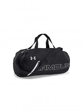 UNDER ARMOUR | Trainingstasche Adaptable Duffle | schwarz