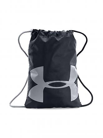 UNDER ARMOUR | Turnbeutel Ozsee Sackpack | schwarz