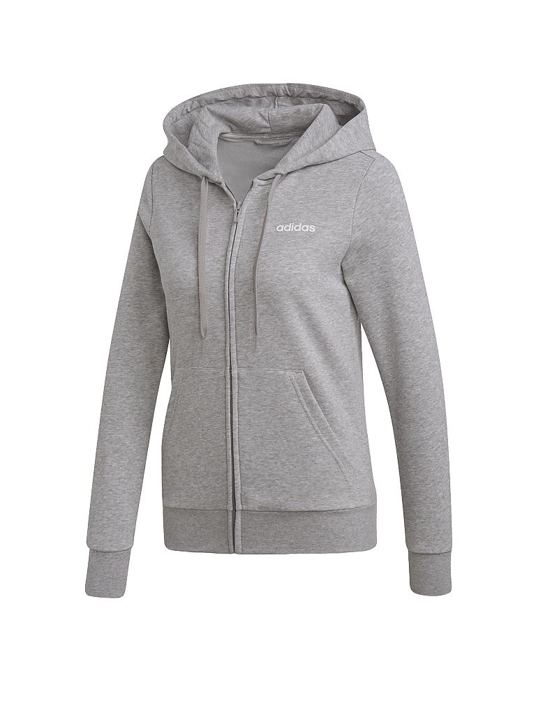 Damen Kapuzenjacke Essentials Linear