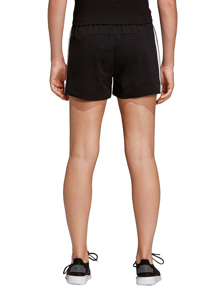 Damen Short Essentials 3-Streifen