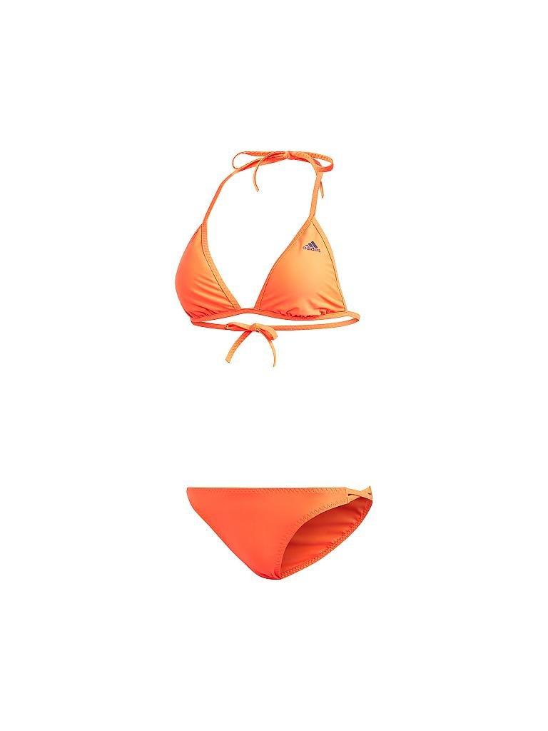 proteger agenda Superposición  ADIDAS Damen Bikini Beach Triangle rot | 34
