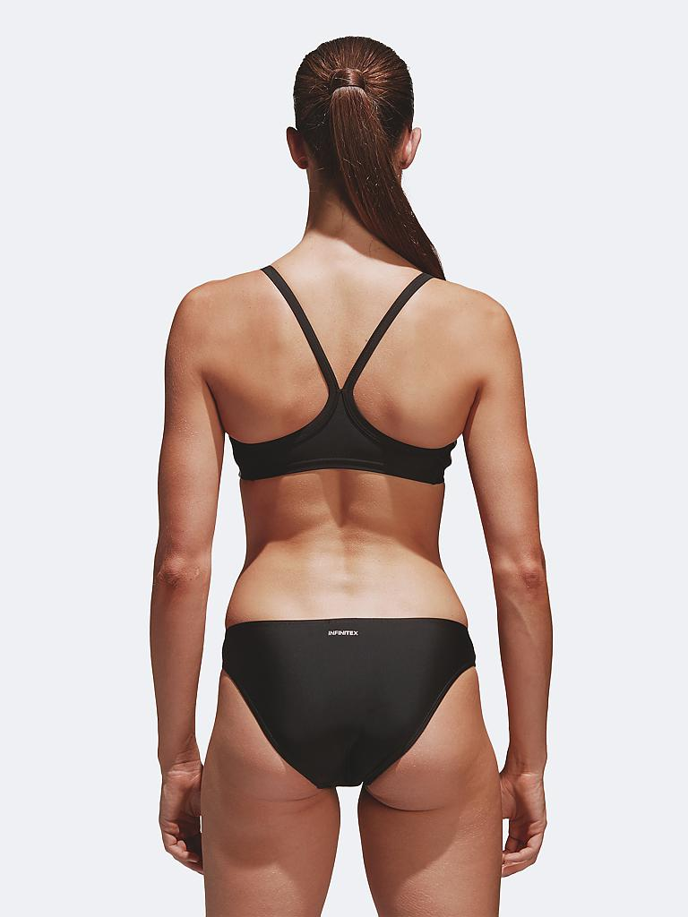 adidas damen bikini essence core 3s schwarz 34. Black Bedroom Furniture Sets. Home Design Ideas