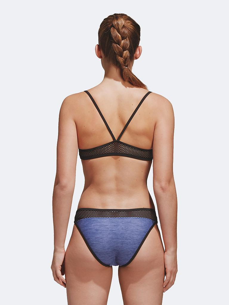 adidas damen bikini solid beach volleyball grau 34. Black Bedroom Furniture Sets. Home Design Ideas