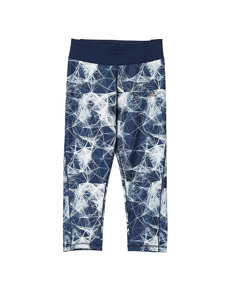 ADIDAS | Damen Fitness-Capri Graphic | bunt