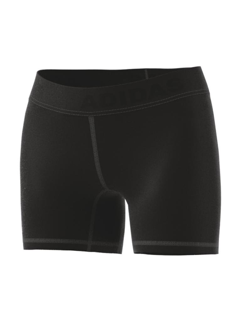 ADIDAS | Damen Fitness-Short AlphaSkin | schwarz