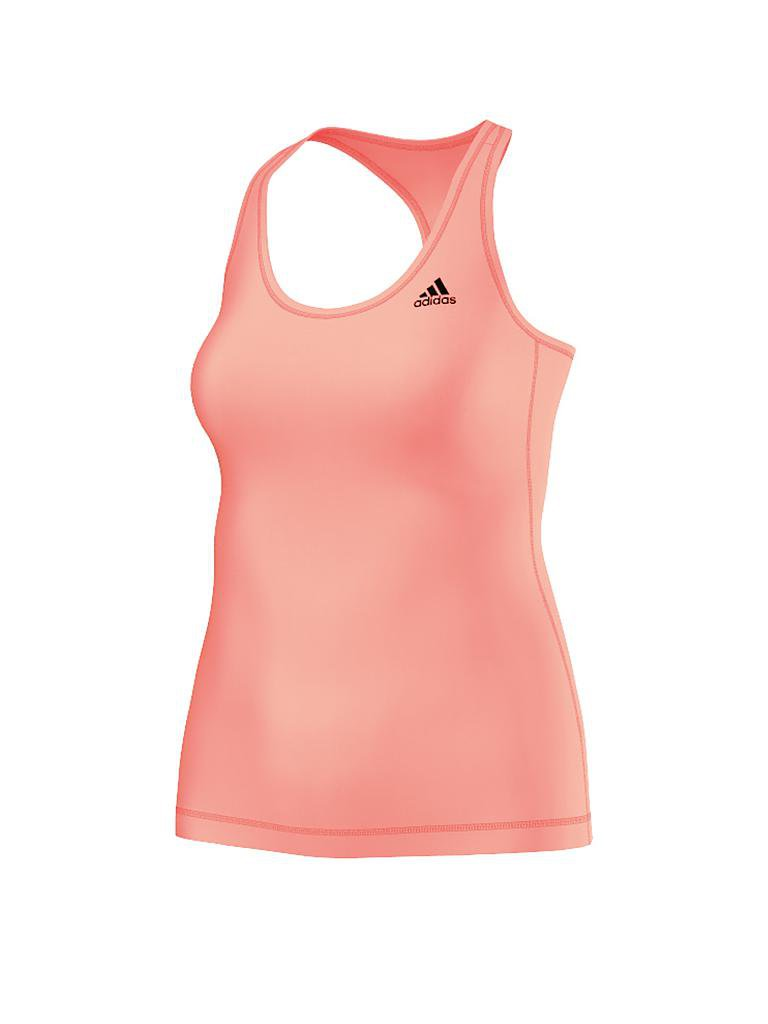 ADIDAS | Damen Fitness-Tank | orange