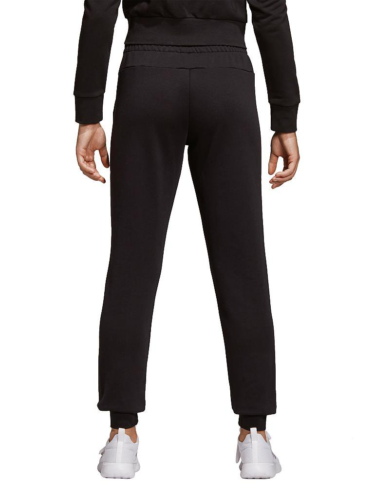 ADIDAS | Damen Hose Essentials Plain | schwarz