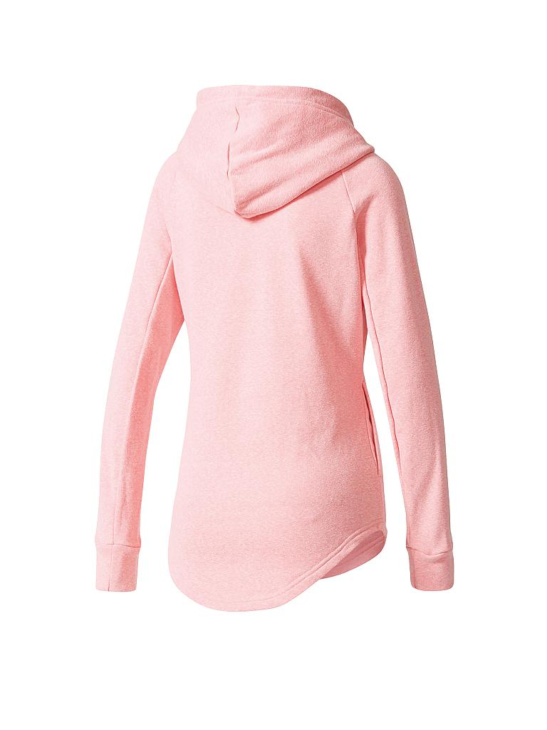 adidas damen kapuzensweater sport id hoodie rosa xxs. Black Bedroom Furniture Sets. Home Design Ideas
