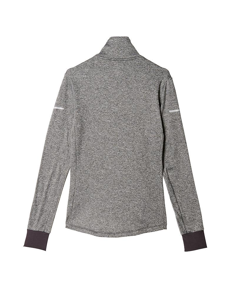 ADIDAS | Damen Laufshirt Sequencials | grau