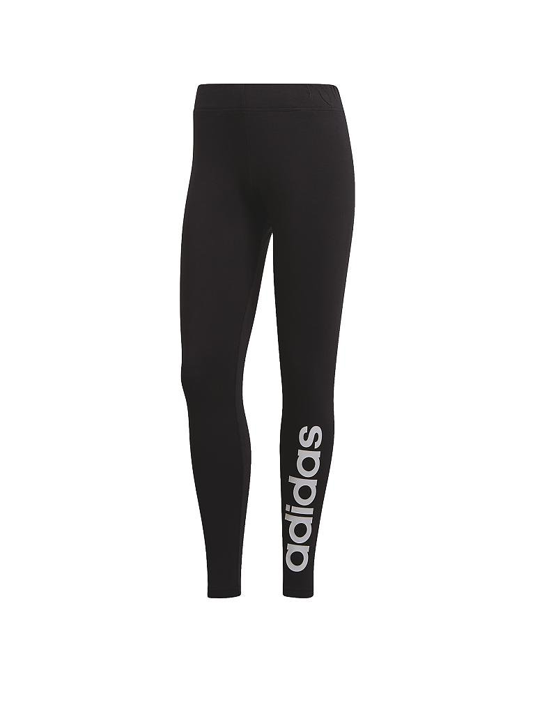 ADIDAS | Damen Legging Essentials Linear | schwarz