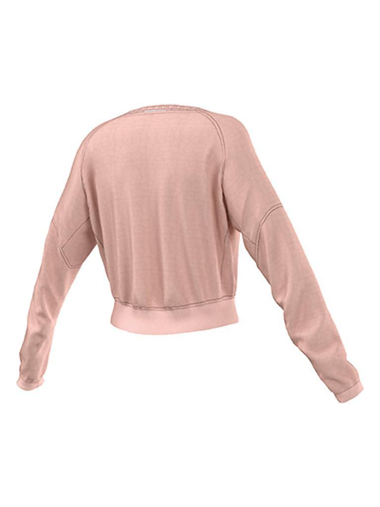 adidas damen pullover cozy rosa xs. Black Bedroom Furniture Sets. Home Design Ideas