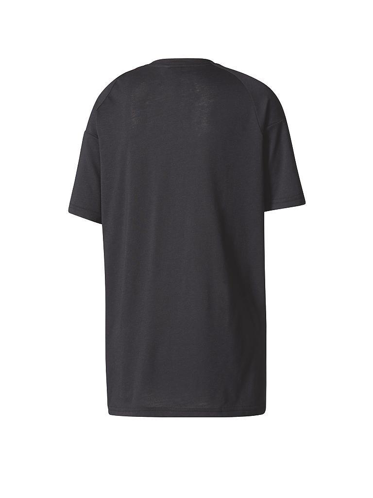 adidas damen t shirt id athletics mantra loose schwarz xs. Black Bedroom Furniture Sets. Home Design Ideas