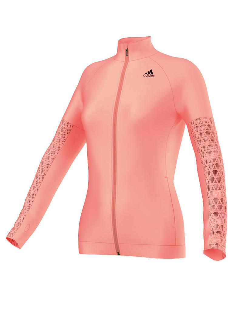 ADIDAS | Damen Trainingsjacke | orange