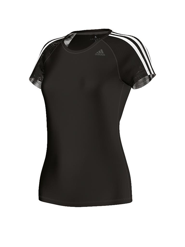 ADIDAS | Damen Trainingsshirt | schwarz
