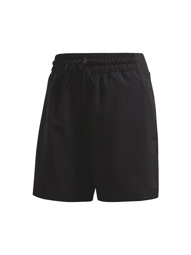 ADIDAS | Damen Webshort Knee-Length | schwarz