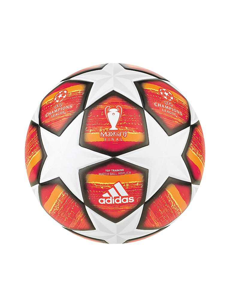 ADIDAS | Fußball UCL Finale Madrid Top Trainingsball | rot